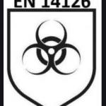 EN 14126: Requisitos y métodos de ensayo para la ropa de protección contra agentes biológicos.