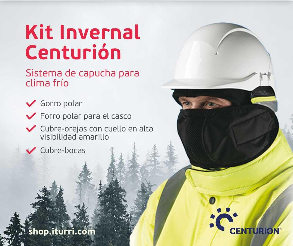 Kit Invernal Centurion