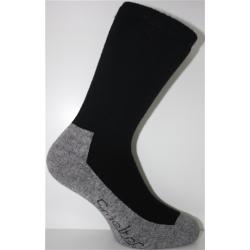 Calcetines negros LANA ST9030