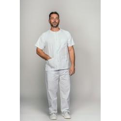 Pijama sanitario blanco UNISEX