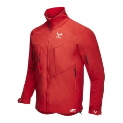 Softshell polar ASTREAS rojo