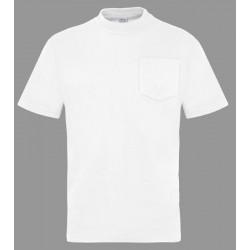Camiseta BLANCA algodón...