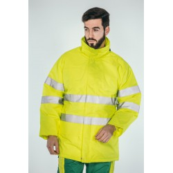 Anorak impermeable con...