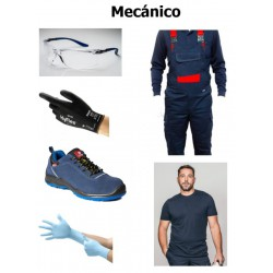 Pack de Mecánico