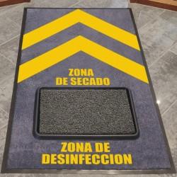 Alfombra desinfectante 353S...
