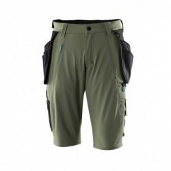 Pantalones cortos con...