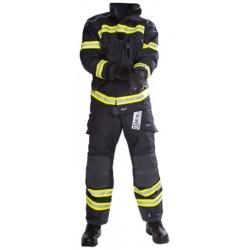 Cubrepantalón para bomberos...