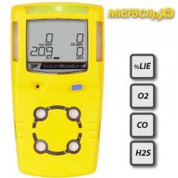 Detector de Gas Portátil...