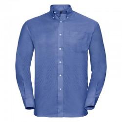 Camisa HOMBRE Oxford Azulina