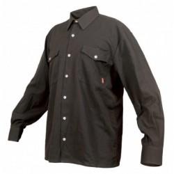 Camisa ignífuga COTEX Marino