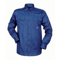 Camisa HOMBRE marino ELASTIS