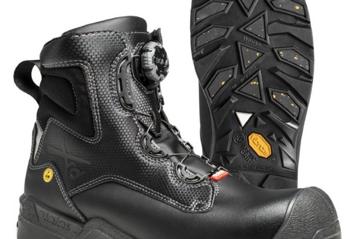Hielo, nieve, resbalones… Qué tener en cuenta en un calzado de seguridad en este tipo de entornos adversos