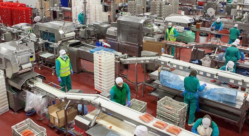 epis sector alimentacion