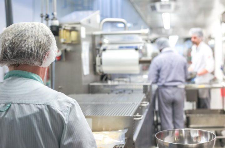 Equipos de protección individual en la industria alimentaria